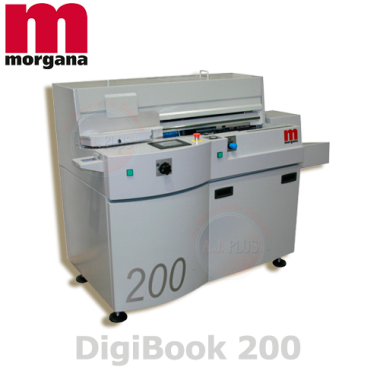 Thermorelieur PUR DigiBook 200